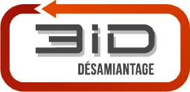 Logo 3iD Désamiantage