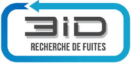 Logo 3iD recherche de fuite