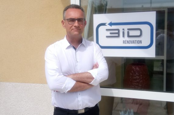Christophe DELPUECH Responsable Qualité 3iD Rénovation