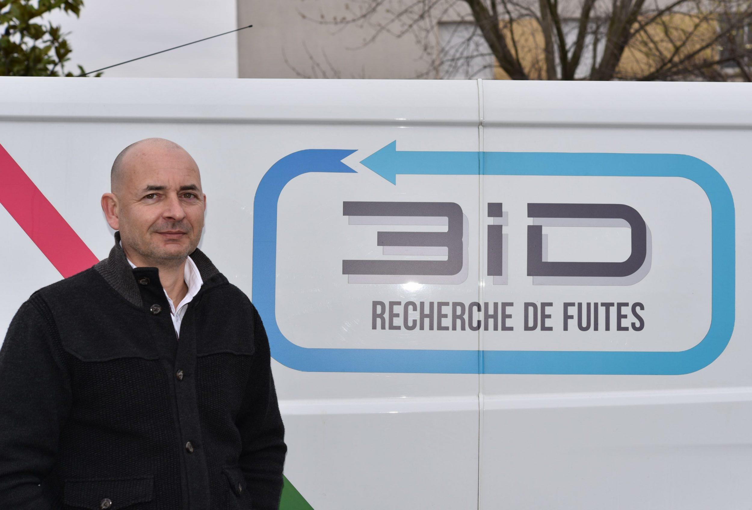 Bienvenue à Eric WURTHLIN, responsable développement recherche de fuites