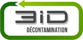 3iD Décontamination - Logo